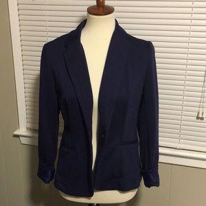 Women's blue blazer